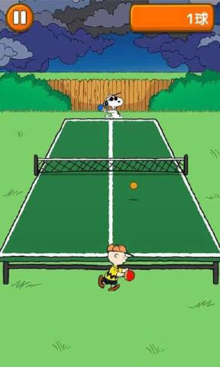 史努比的乒乓時光安卓版