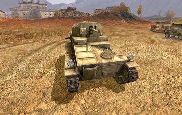坦克世界闪击战测试服下载