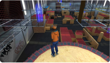 跑酷模拟3D
