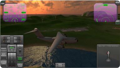 飞行模拟器手游