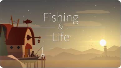 钓鱼人生手游