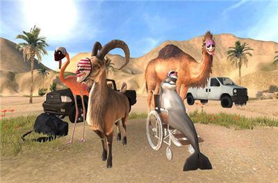 模拟山羊收获日下载