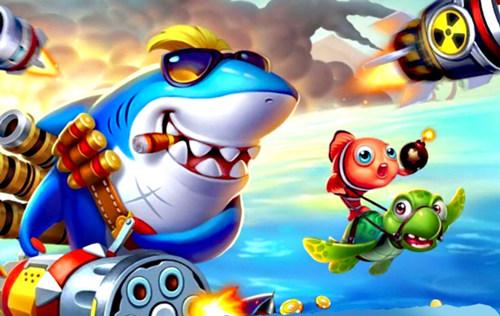 捕鱼游戏能赚钱的2020-最火的捕鱼游戏2020
