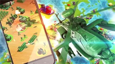 兵人大战游戏APP下载截图