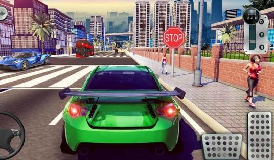 城市驾驶模拟下载