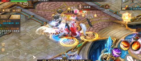 魔域手游2游戏下载截图