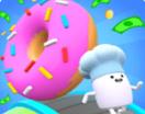 甜甜圈加工坊
