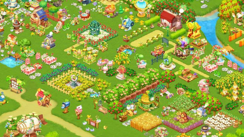快乐农场游戏