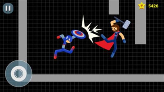 超级英雄大乱斗