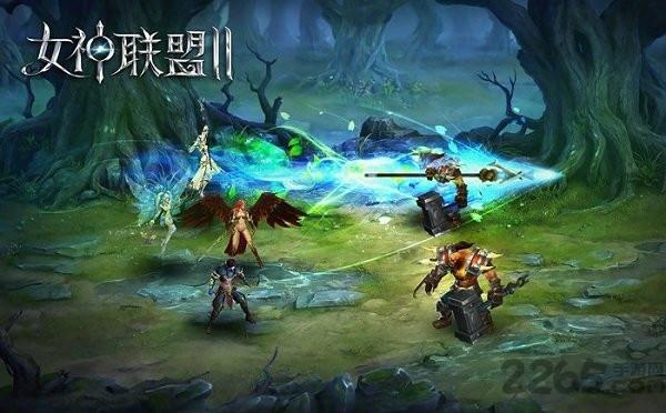 女神联盟2破解版手游下载截图