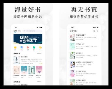 淘小说app下载截图