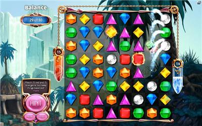 宝石迷阵游戏