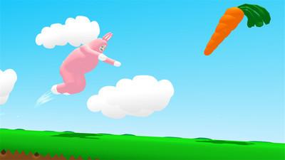 超级兔子人游戏