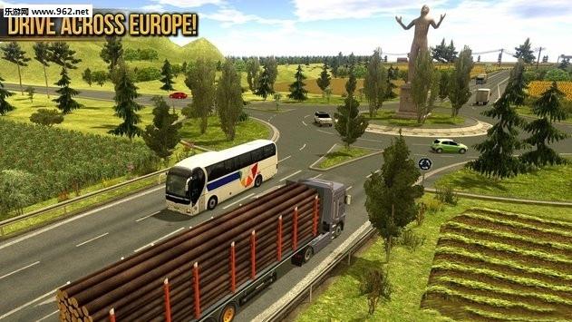 卡車模擬器游戲