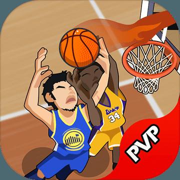 疯迷篮球游戏