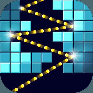 弹球打砖块游戏