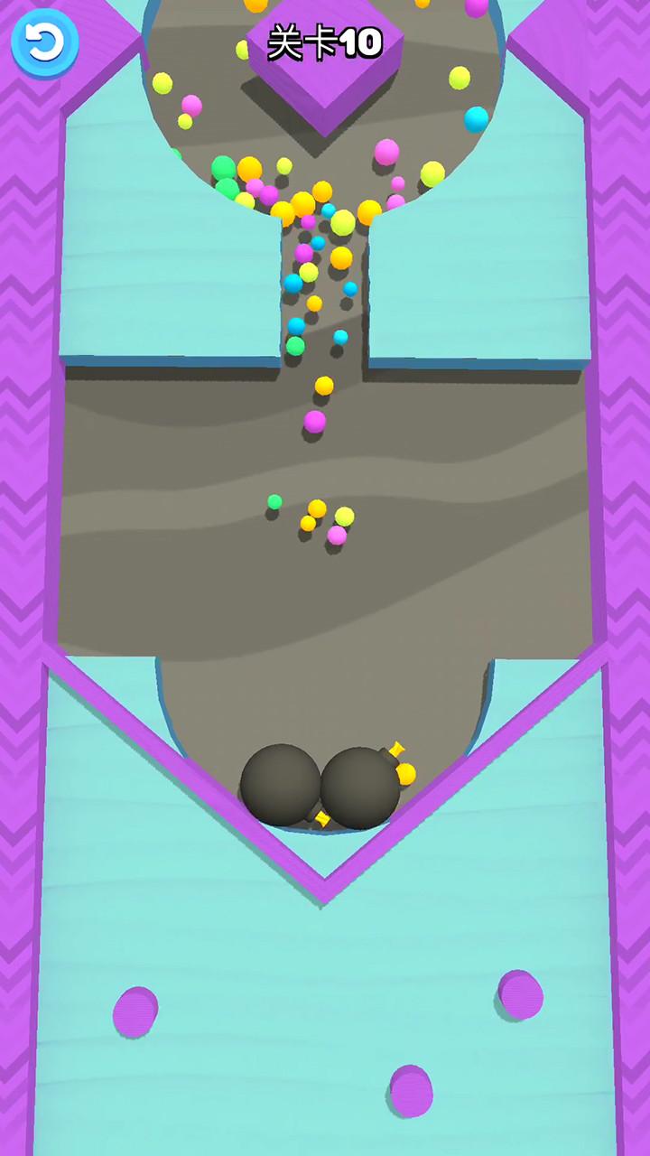 狂奔的球游戏下载截图