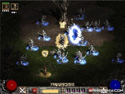 暗黑破坏神2毁灭之王手机版下载截图