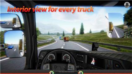 欧洲卡车模拟2手机版下载截图