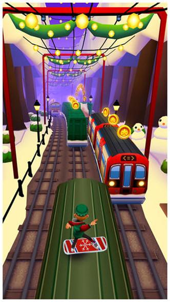 地铁跑酷2手机版