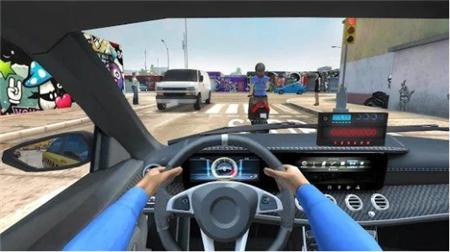 出租车模拟器2020破解版