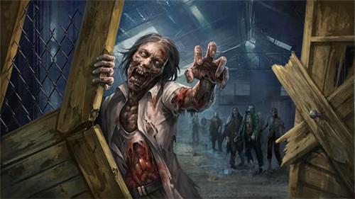 丧尸游戏手机版-丧尸游戏单机版大全-丧尸游戏推荐