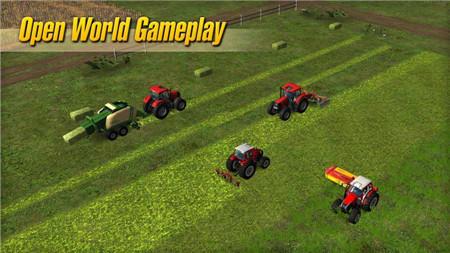 模拟农场14破解版下载