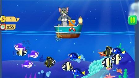 猫和老鼠钓鱼安卓版下载