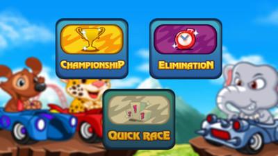 动物赛车游戏下载