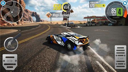 carx漂移赛车2破解版苹果版