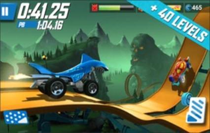 热力无限赛车游戏下载