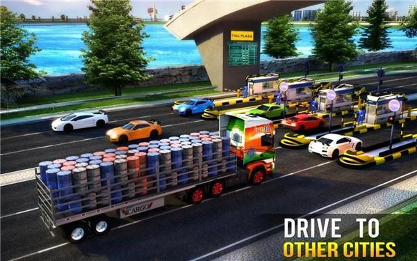 卡车模拟驾驶2021无限金币破解版v3.1