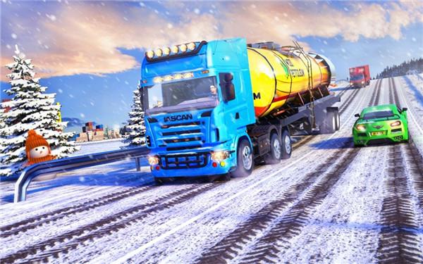 卡车模拟驾驶破解版2021