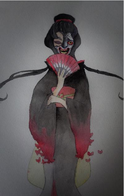 第五人格红蝶仙鹤图片大全