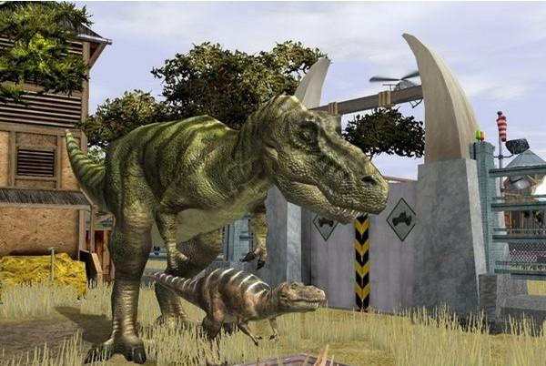 野生动物园大亨2恐龙手机版