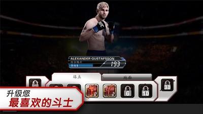 终极格斗冠军赛苹果手机版