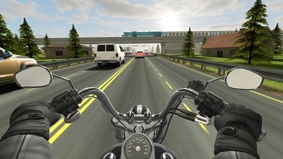 Traffic Rider破解版
