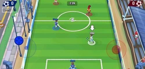 足球对决破解版游戏下载