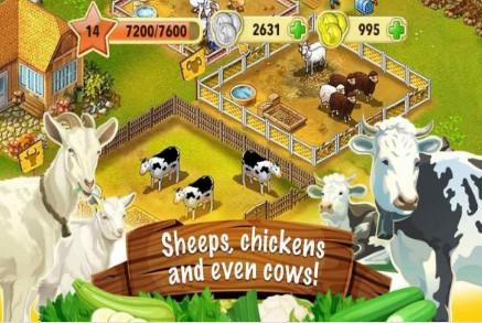 珍妮的农场游戏下载