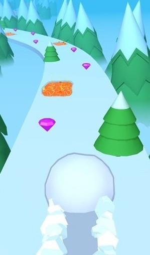 雪球滚滚游戏下载
