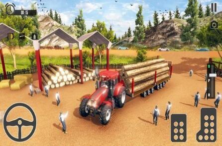 农场运输模拟中文版破解版下载