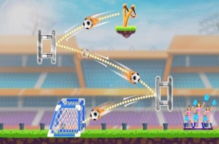 弹弓足球比赛安卓版游戏下载