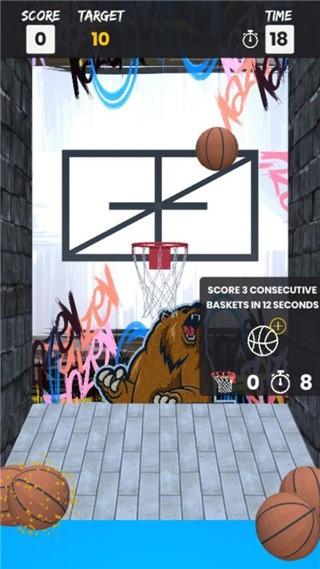 街机指尖篮球游戏安卓版下载