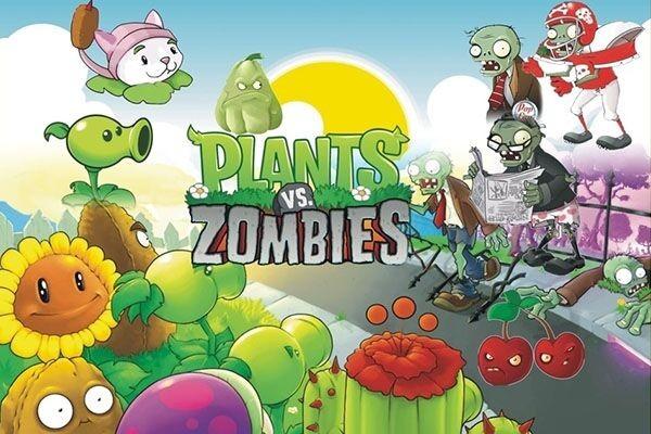 植物大战僵尸所有版本-植物大战僵尸手游-植物大战僵尸2