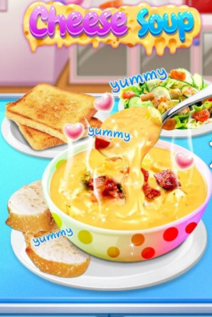 芝士汤美味游戏下载