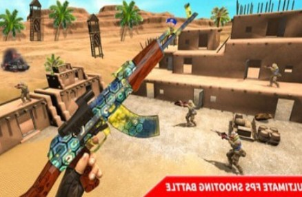真正的枪战射击游戏下载