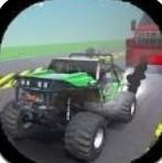 处理事故车模拟