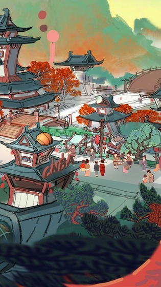 我在唐朝有条街游戏下载