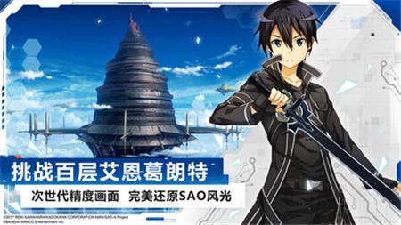刀剑神域黑衣剑士王牌