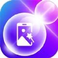 泡泡壁纸app